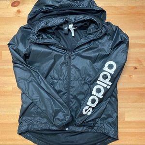 Adidas Spellout Staple Windbreaker Jacket